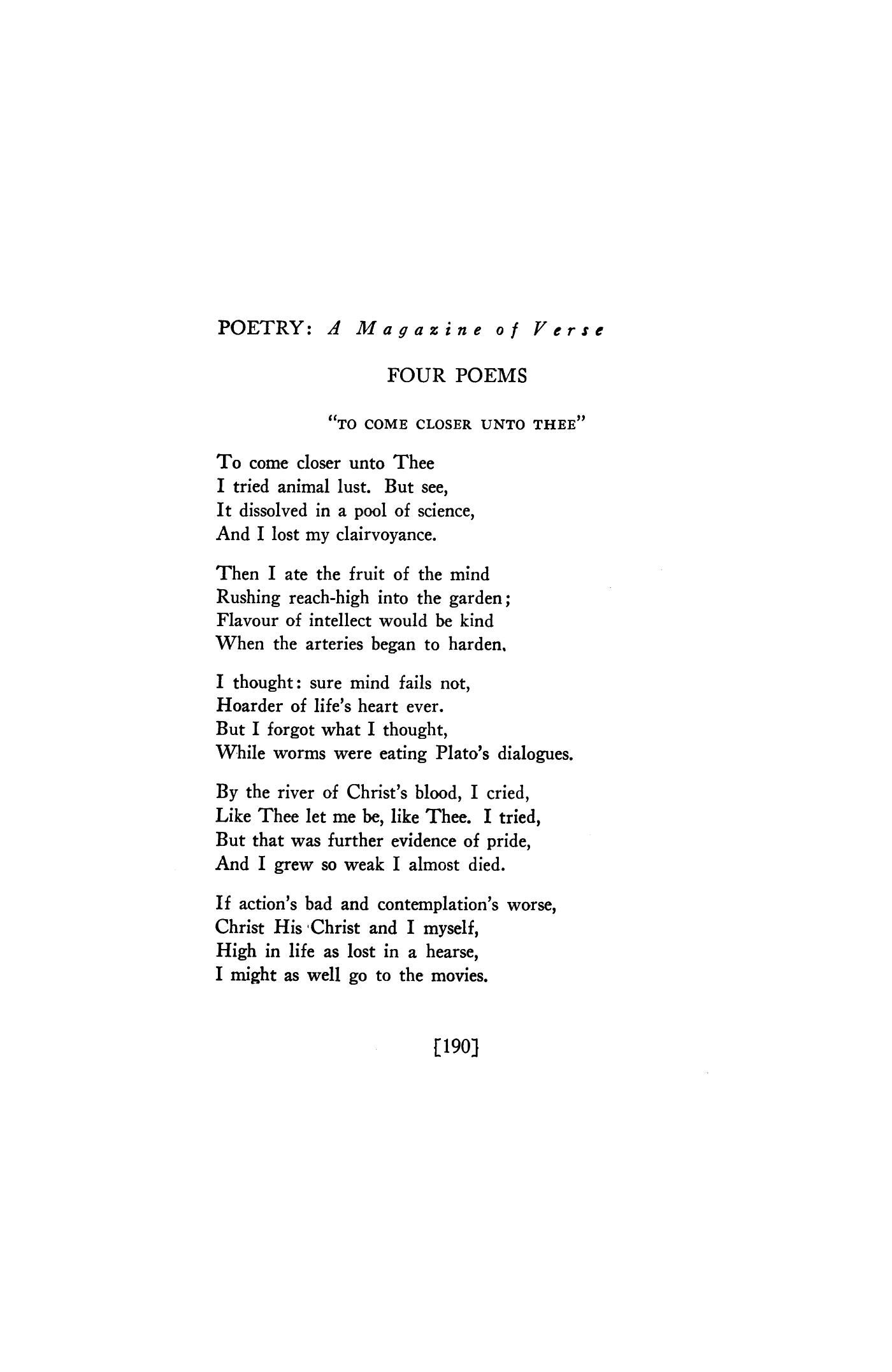 Closer To In A Garden Poem Garden Ftempo