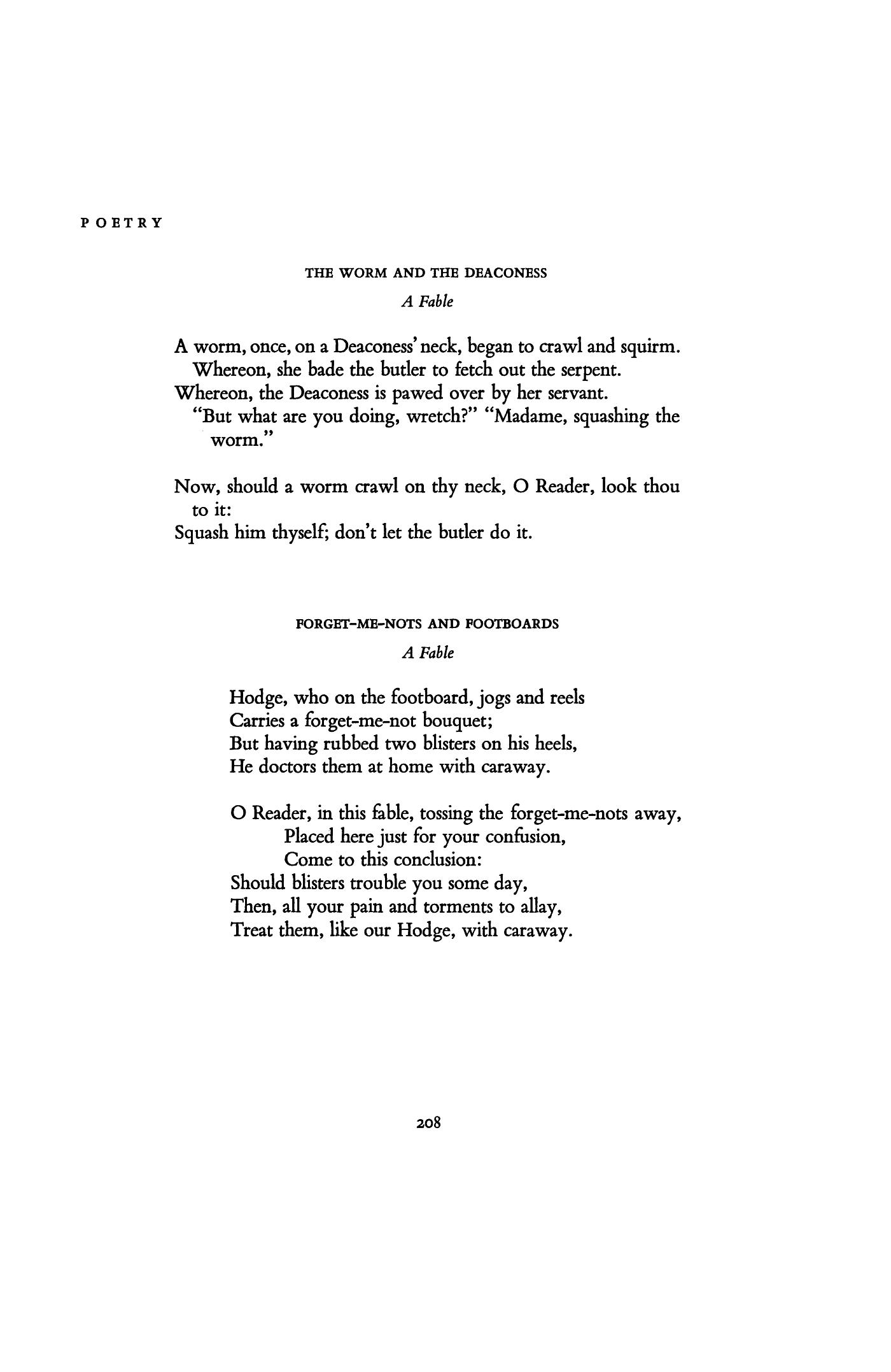 don t forget me poem