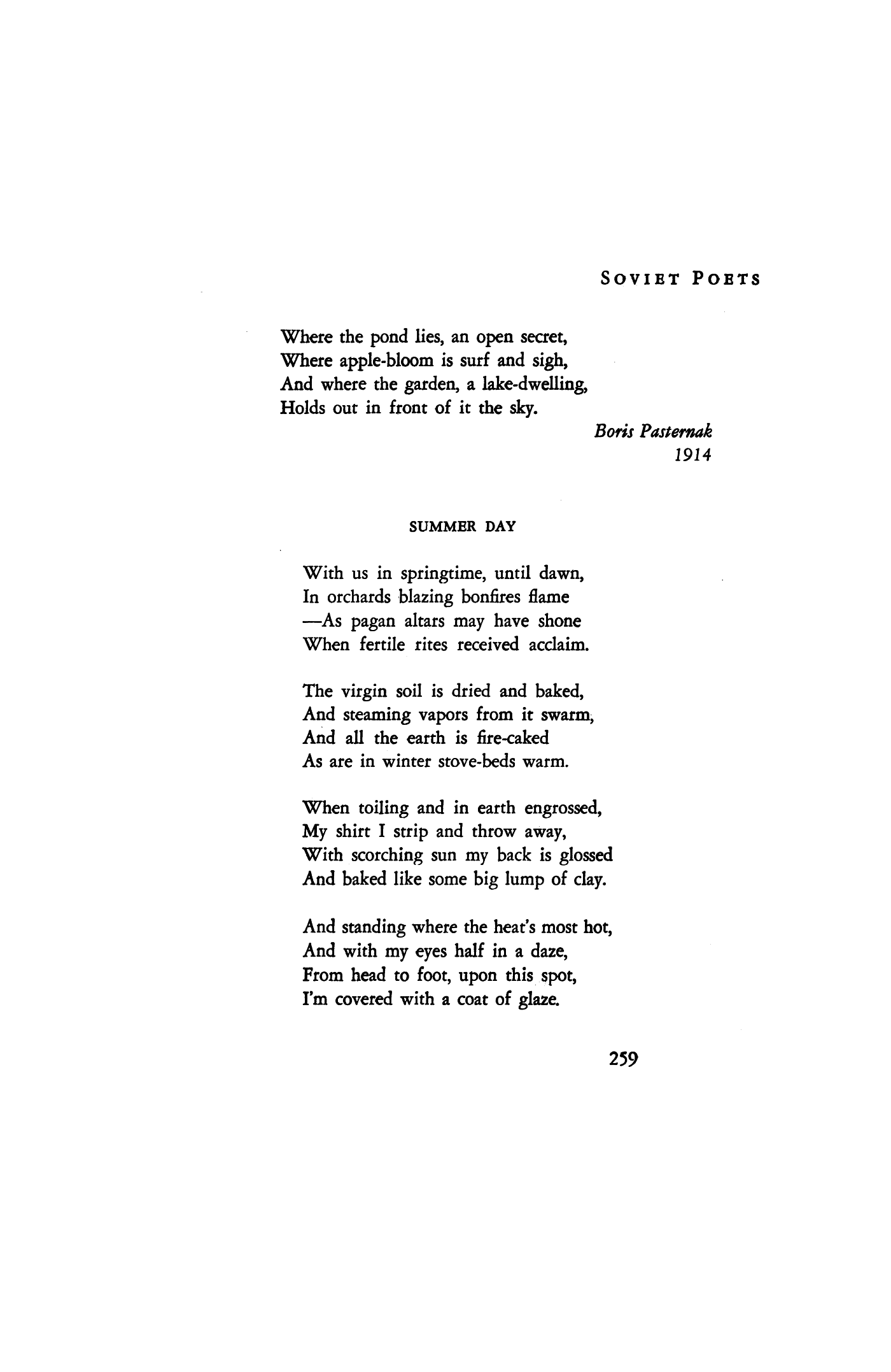 Poem by Boris Pasternak 49