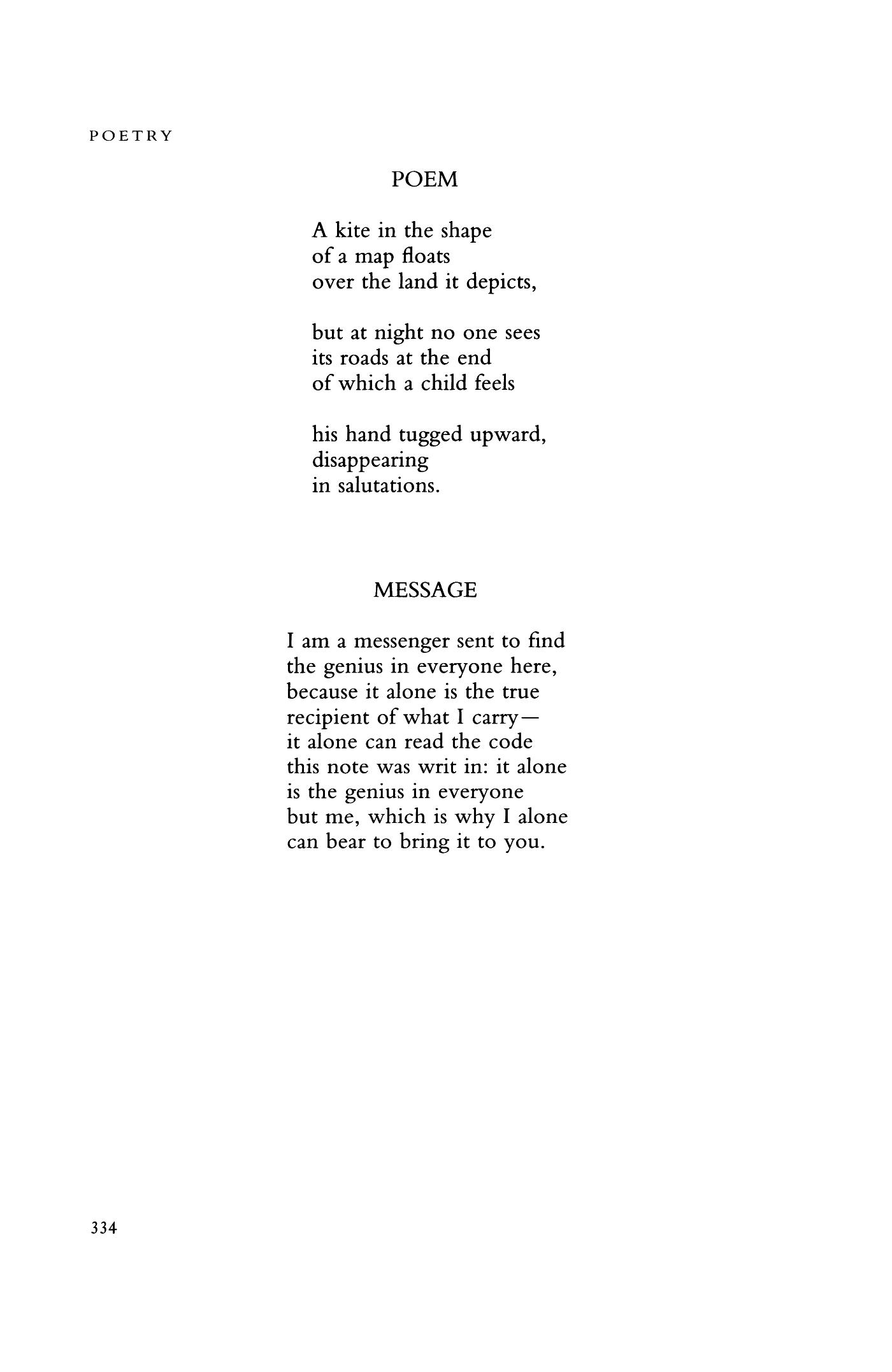 Puisi-puisi Bill Knot, Terjemahan Pringadi Abdi Surya