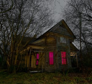Photo of Abandoned House in Poetry, Texas by Noel Kerns