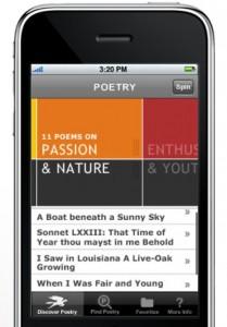 poetry_iphone_app