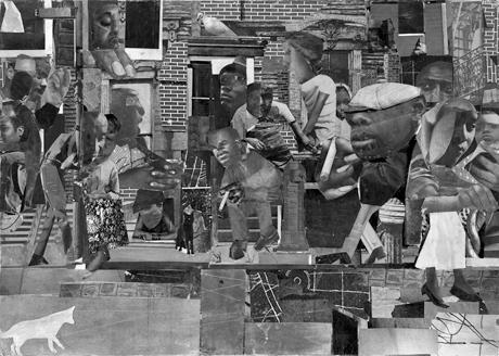 The , 1964 Romare Bearden