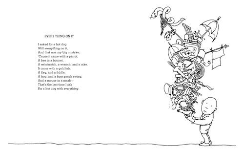 Hot Dog Poem By Shel Silverstein