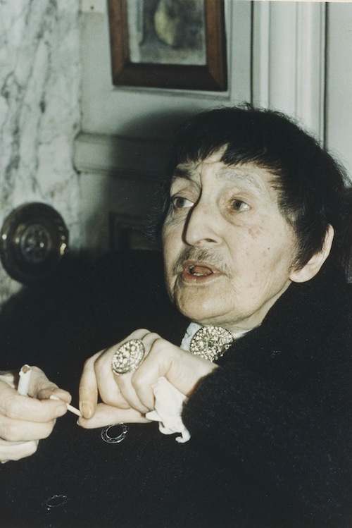 A Correspondence With Alice Toklas By Harriet Staff