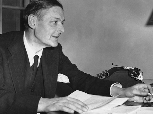 Ts Eliot Had A Day Job Too Ya Know By Harriet Poetry