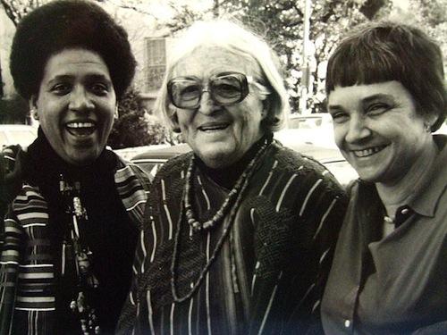 Audre Lorde, Meridel Lesueur & Adrienne Rich