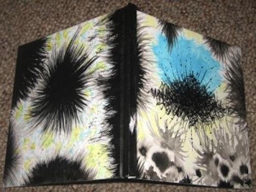Artist's book by Brian Lucas