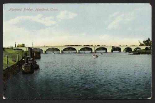hartford conn bridge anon 252 1076
