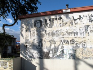 Moratorium: The Black and White Mural