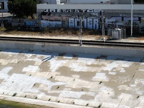 LA River Ungraffiti (northeast view)