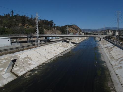 LA River Ungraffiti