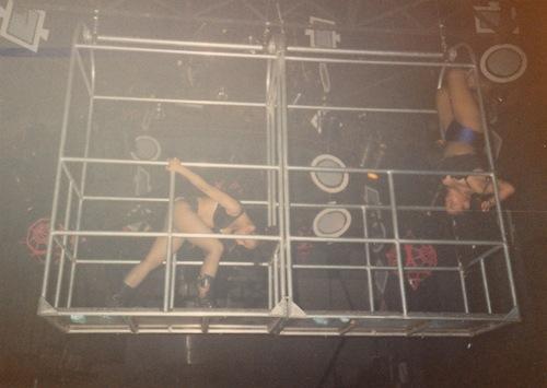 Cage Dancin' at Palladium