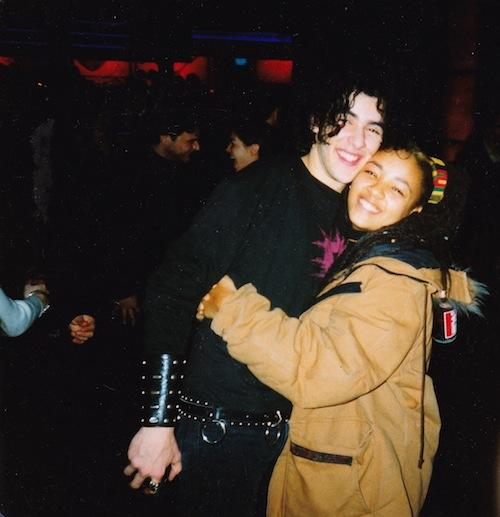 Ruben and Me. Staff Christmas Party. The Palladium, 1992