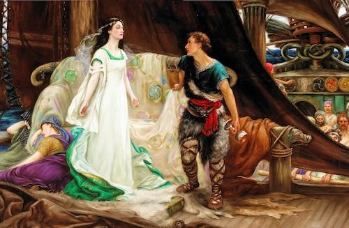 07. Draper, Herbert James - Tristan And Isolde