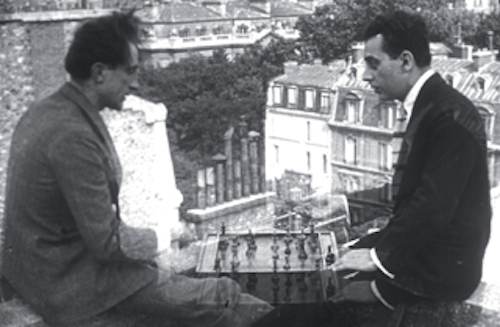 Entr'acte-Duchamp-ManRay