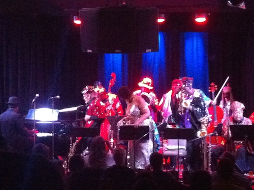 The Arkestra at Kuumbwa