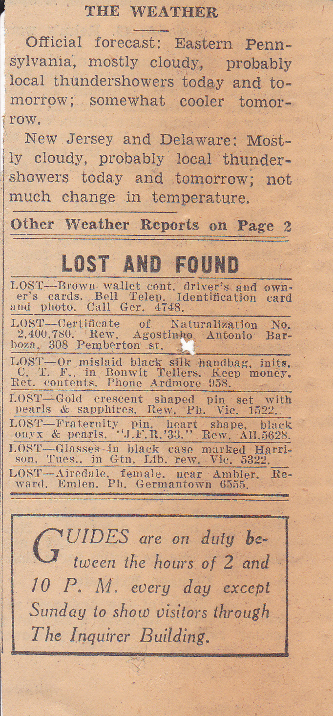 old news clipping 2