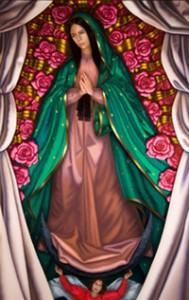 """Our Lady of Guadalupe"" by Maria Tomasula"