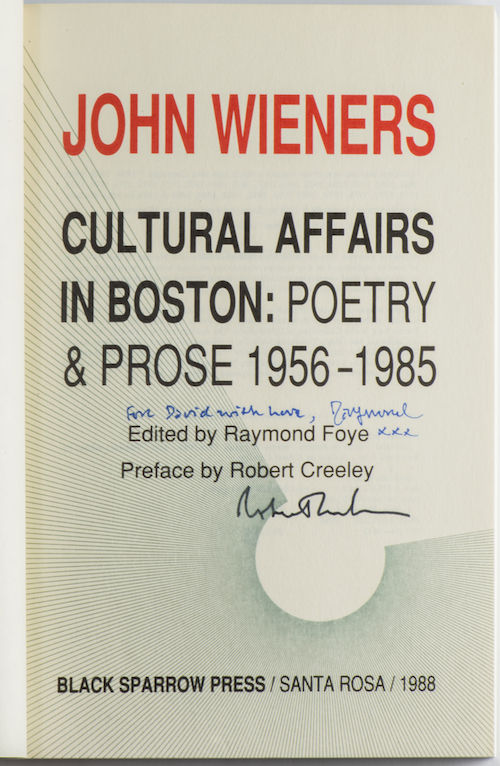 25.Cultural Affairs title page