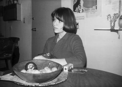 Rachel Sherwood, circa 1978.