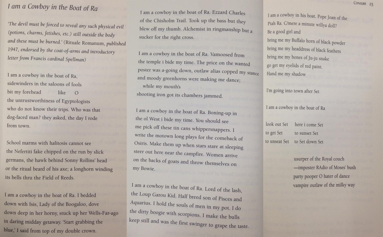 Poetry Mixtape Volume IV by Elaine Kahn | Poetry Foundation