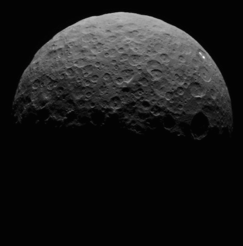 What's that bright spot on Ceres?