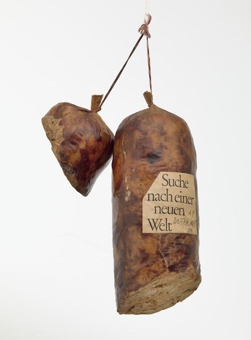 Dieter Roth, Literature Sausage
