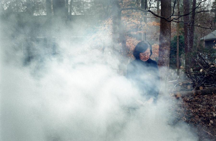 June in Smoke