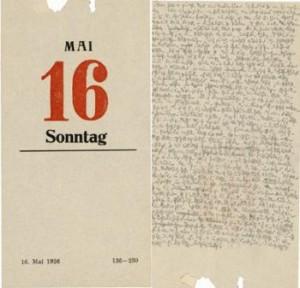 Ticket, Robert Walser