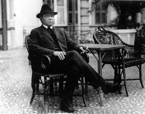 Edgar Lee Masters biography