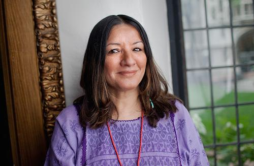 sandra cisneros on the writer s life it broke up many  sandra cisneros is on pbs newshour cisneros sat down jeffrey brown at the mexican cultural institute in washington to discuss her new book of essays