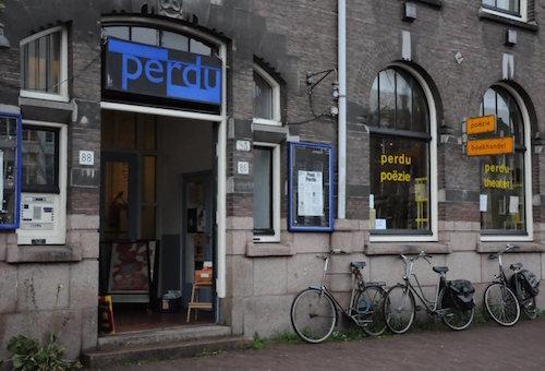 Perdu, Amsterdam