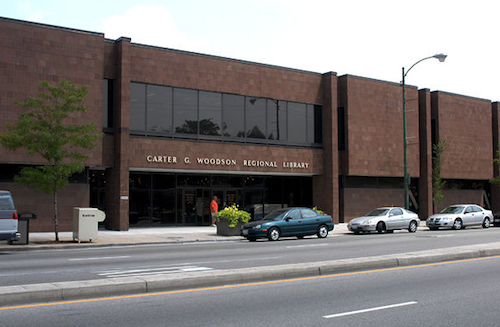 The Carter G. Woodson Library