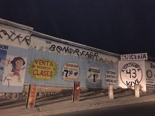 Colonia Buena Vista, Tijuana; Photo: Jen Hofer