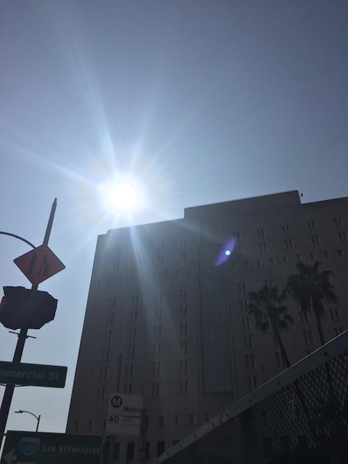 Metropolitan Detention Center, Los Angeles; Photo: Jen Hofer