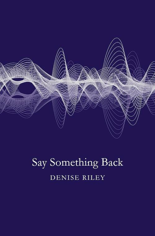 9781447270379Say Something Back