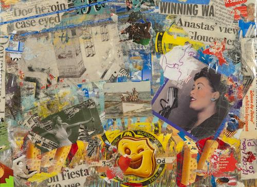 Willie Alexander collage
