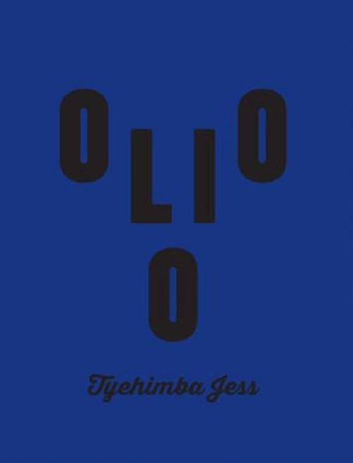 Tyehimba Jess: Olio, cover