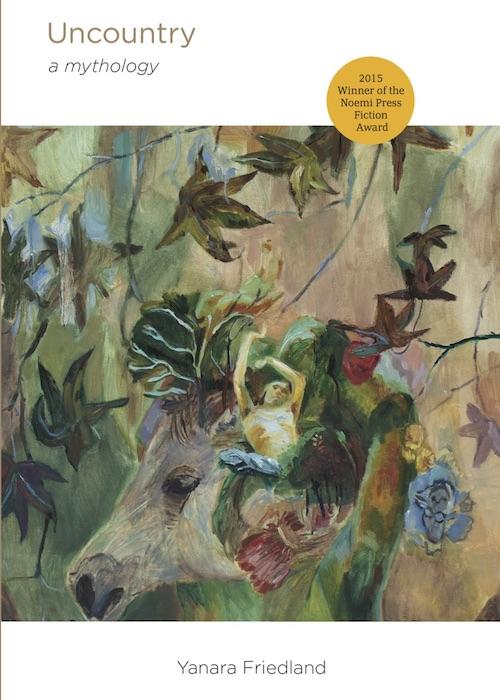Yanara Friedland, Uncountry cover