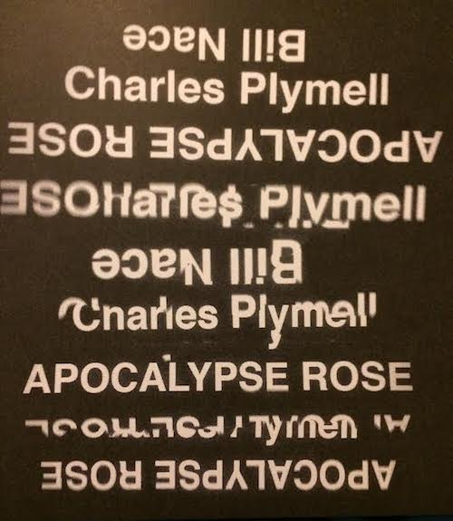 "Charles Plymell, ""Apocalypse Rose"""