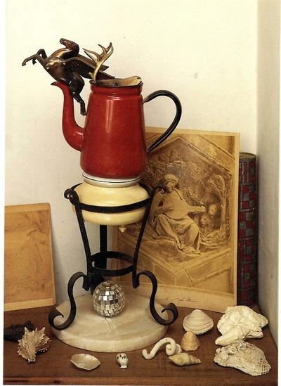 Poet's Coffeepot