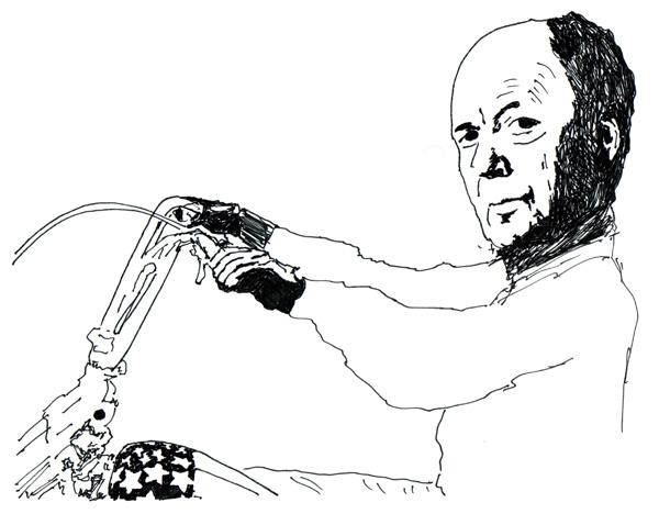 Origianl illustration by Paul Killebrew.