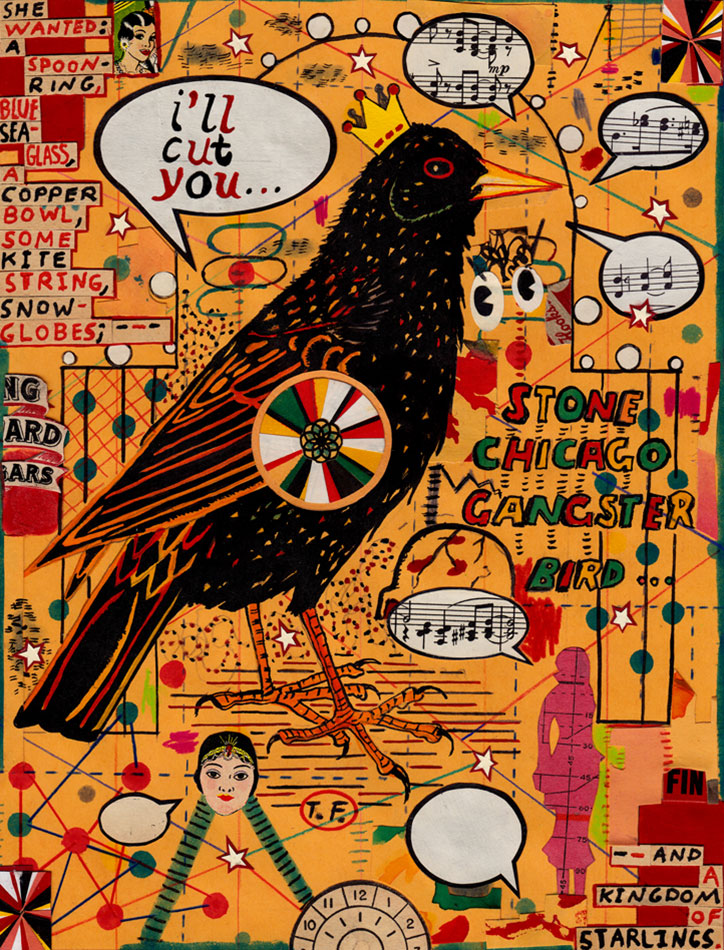 Tony Fitzpatrick: King Bird