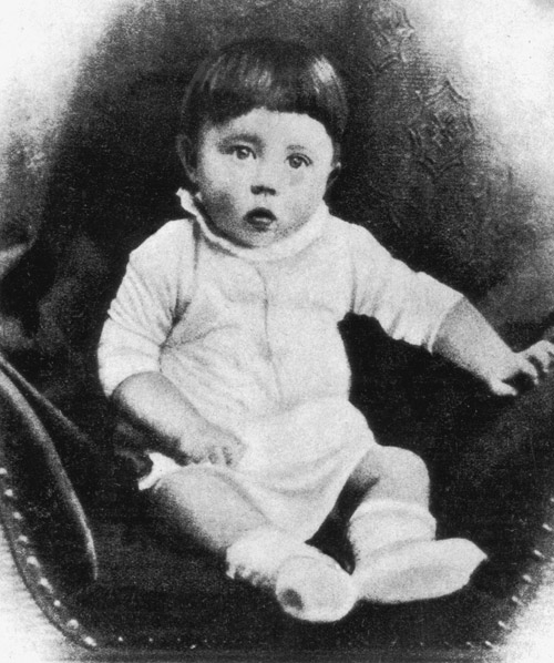 Little Adolf Hitler