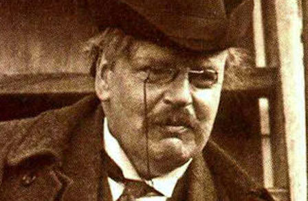 K Chesterton G  K  Chesterton