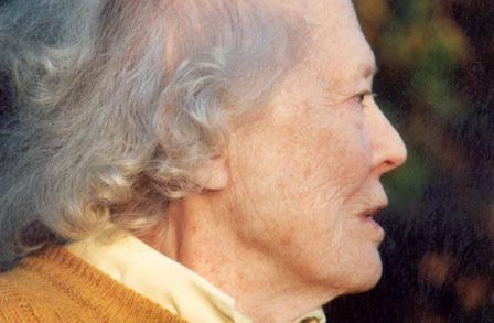 Virginia Hamilton Adair