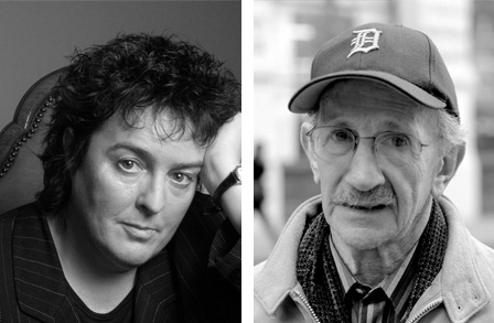 Poetry off the Shelf: Carol Ann Duffy and Philip Levine : Foundation Events