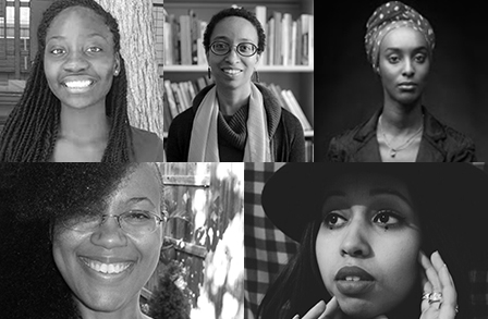 A Celebration of International Poetry: New Generation African Poets Amy Lukau, Tsitsi Jaji, Ladan Osman, Viola Allo & Warsan Shire : Foundation Events