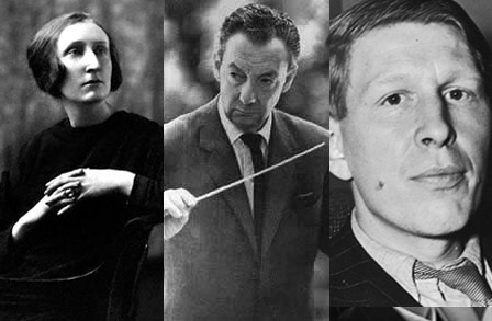 Poetic Muses: Britten, Auden and Sitwell : Foundation Events